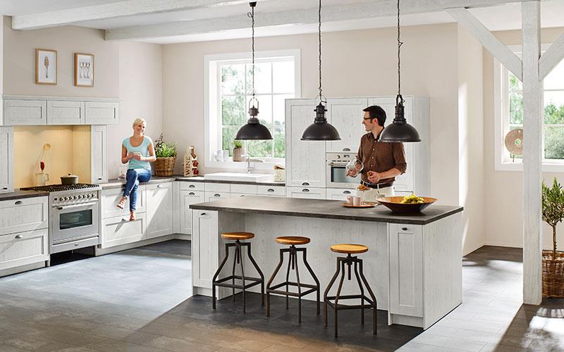 Küchen Landhaus - Möbel- und Küchenstudio Rottenburg ...